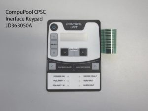 CPSC Interface Keypad
