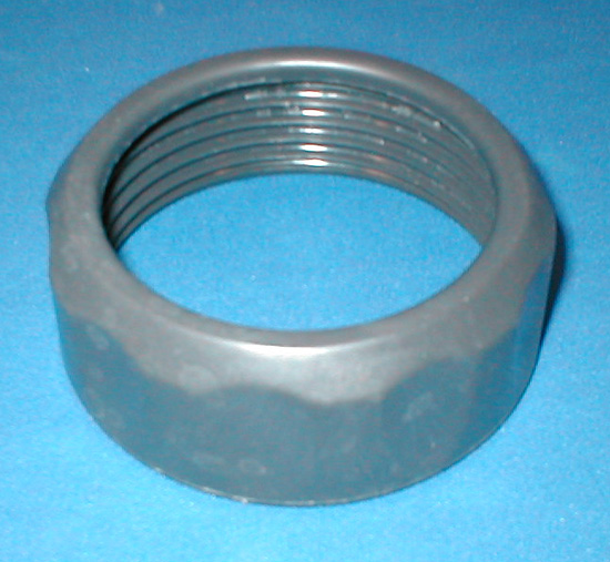 Pipe adapter collar