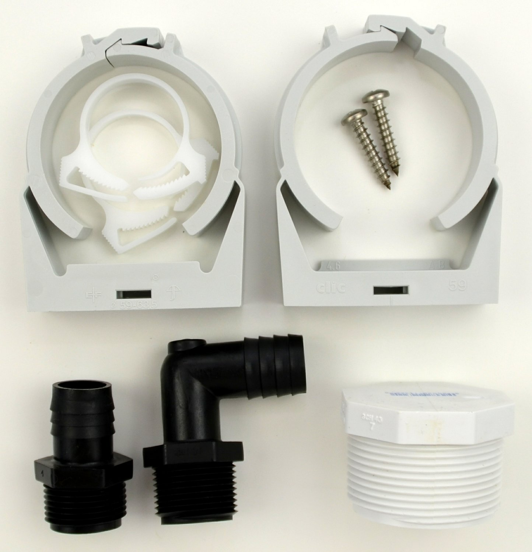 SmarterSpa Mounting Kit