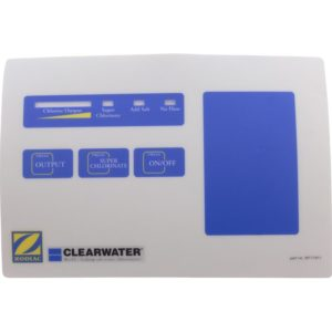 Clearwater LM2 control Label